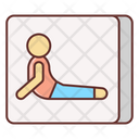 Cobra Yoga Icon