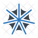 Cobweb Spider Halloween Icon