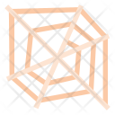 Cobweb Web Spider Icon