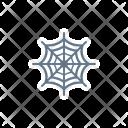 Cobweb Spider Tarantula Icon
