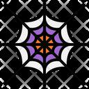 Cobweb Spider Web Insect Icon