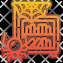 Cobweb Wiping Duster Icon