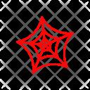 Spider Web Cobweb Icon