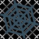 Net Insect Cobweb Icon