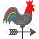 Cock Direction Weather Icon