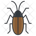 Cockroach Animal Icon