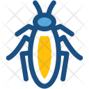 Cockroach Insect Bug Icon