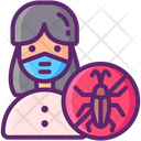 Cockroach Allergy Icon