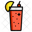 Rum Cocktail Icon