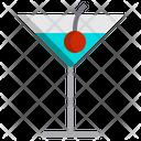 Cocktail Cherry Icon