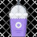 Cocktail Glass Tube Icon