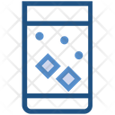 Drink Glass Ice Icon