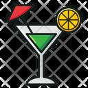 Summer Drink Lemonade Beach Drink Icon