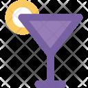 Cocktail Drink Margarita Icon