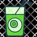 Halloween Drink Eye Icon