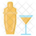 Shaker Cocktail Drink Icon