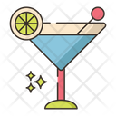 Cocktail Drink Mocktail Icon