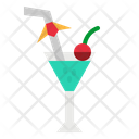 Cocktail Drink Shaker Icon