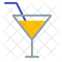 Cocktail Wine Glass Icon