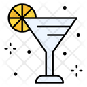 Cocktail Drink Bar Icon