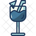 Cocktail Food And Restaurant Alcoholic Drinks Icon