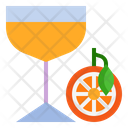 Cocktail Alcoholic Drink Bar Icon