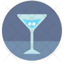 Cocktail Water Ice Icon