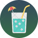 Cocktail Juice Drink Icon