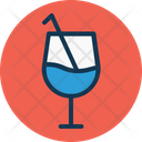 Cold Appetizer Drink Icon