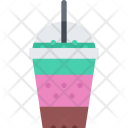 Cocktail Cafe Candy Icon