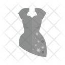 Cocktail Dress Icon