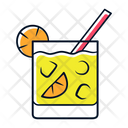 Cocktail Lowball Glass Icon