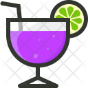 Cocktails Drink Juice Icon