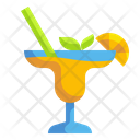 Cocktails Alcohol Glass Icon