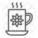Cocoa Cup Sweet Icon