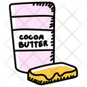 Coconut Butter Cocoa Butter Butter Icon