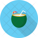 Coconut Drink Object Icon