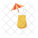 Coconut Juice Fruit Icon