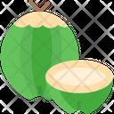 Tendar Coconut Coconut Juice Icon