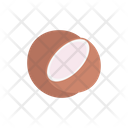 Coconut Fruit Drink Icon