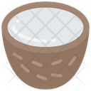 Coconut Food Eating Icon