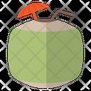Coconut Drink Juice Icon