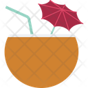 Coconut Drink Icon
