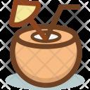 Coconut Tree Plants Icon