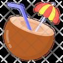 Coconut Drink Coconut Juice Coconut Milk Icon