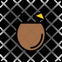Coconut Juice Icon