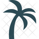 Beach Coconut Tree Date Tree Icon