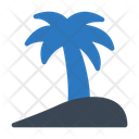 Tree Nature Palm Icon