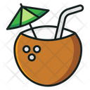 Coconut Water Fresh Coconut Coconut Milk Icon