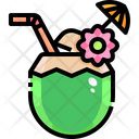 Coconut Water Water Coconut Icon